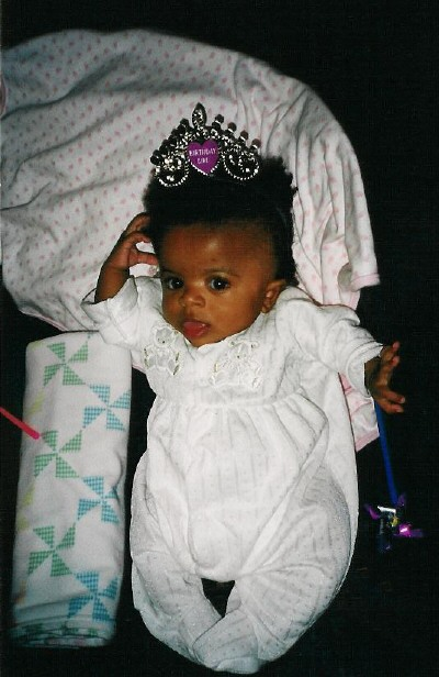 Hannah's First Birthday